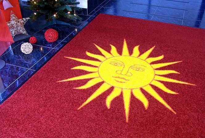 vegasmat - alfombras personalizadas - alfombras con logotipo